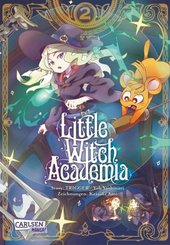 Little Witch Academia - Bd.2
