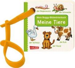 Mein Buggy-Bildwörterbuch - Meine Tiere