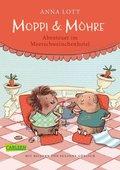 Moppi und Möhre - Abenteuer im Meerschweinchenhotel