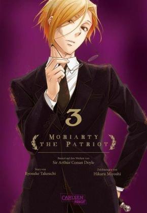 Moriarty the Patriot - Bd.3