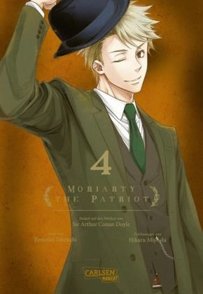 Moriarty the Patriot - Bd.4