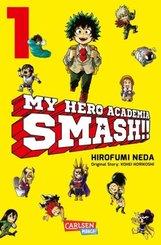 My Hero Academia Smash - Bd.1
