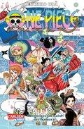One Piece - Abenteuer im Land der Samurai