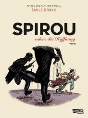 Spirou und Fantasio, Spirou oder: die Hoffnung - Tl.2