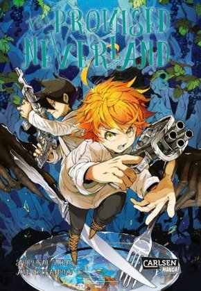 The Promised Neverland - Bd.8