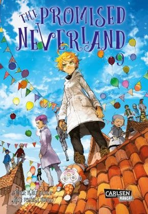 The Promised Neverland - Bd.9