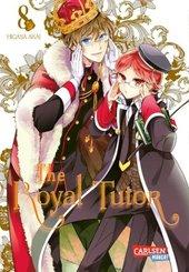 The Royal Tutor - Bd.8