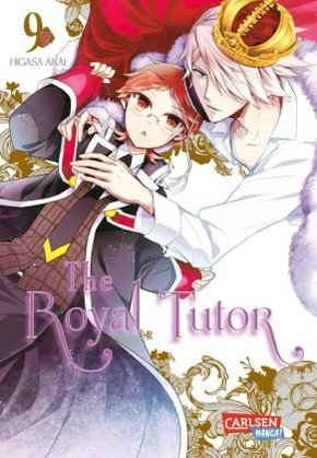 The Royal Tutor - Bd.9