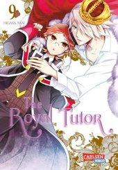 The Royal Tutor - Bd.9