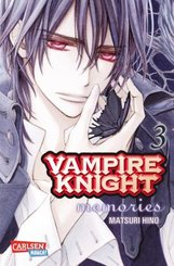 Vampire Knight - Memories - Bd.3