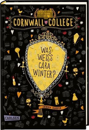 Cornwall College - Was weiß Cara Winter?