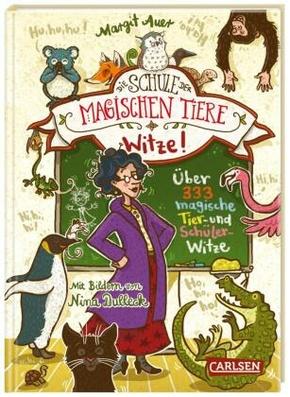 Die Schule der magischen Tiere - Witze!