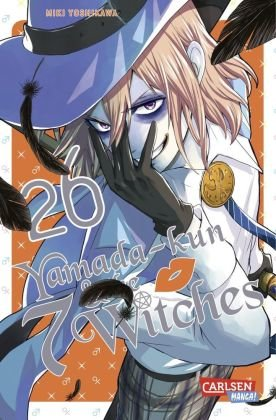 Yamada-kun and the seven Witches - Bd.26