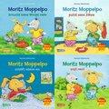 Moritz Moppelpo, 4 Hefte