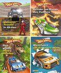 Hot Wheels, 4 Hefte - Nr.1-4