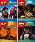 Zak Storm, Super Pirat, 4 Hefte - Nr.1-4