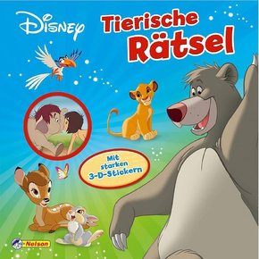Disney: Tierische Rätsel