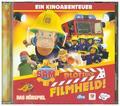 Feuerwehrmann Sam - Plötzlich Filmheld, 1 Audio-CD