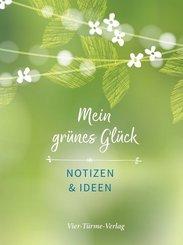 Mein grünes Glück, Notizen und Ideen