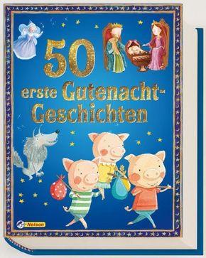50 erste Gutenacht-Geschichten