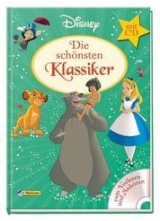 Disney Die schönsten Klassiker, m. Audio-CD