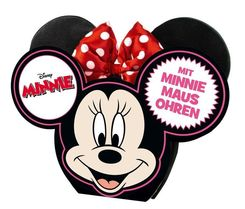 Disney Minnie: Mit Minnie-Maus-Ohren