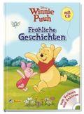 Disney Winnie Puuh: Fröhliche Geschichten, m. Audio-CD