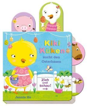 Kiki Küken sucht den Osterhasen