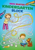 Mein bunter Kindergartenblock