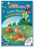 Unser Sandmännchen: Gute-Nacht-Geschichten, m. Audio-CD
