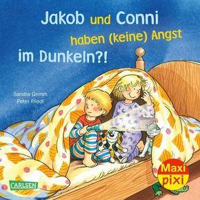 Jakob und Conni haben (keine) Angst im Dunkeln?!