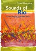 Sounds of Rio, m. 1 Audio-CD