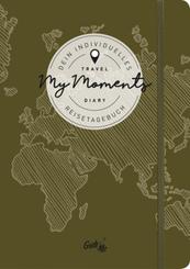 "GuideMe Travel Diary ""Welt"""