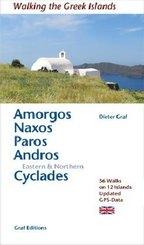 Amorgos, Naxos, Paros Eastern & Northern Cyclades