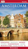 Vis-à-Vis Reiseführer Amsterdam, m. 1 Karte