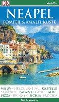 Vis-à-Vis Reiseführer Neapel, Pompeji & Amalfi-Küste, m. 1 Karte
