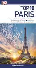 Top 10 Reiseführer Paris, m. 1 Karte