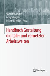 : Handbuch Gestaltung digitaler und vernetzter Arbeitswelten