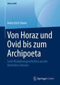 Von Horaz und Ovid bis zum Archipoeta