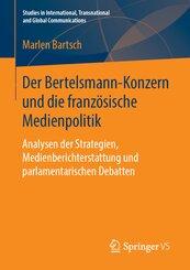 Der Bertelsmann-Konzern und die französische Medienpolitik