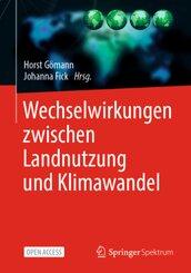 Wechselwirkungen zwischen Landnutzung und Klimawandel