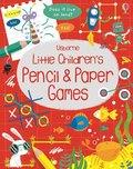 Little Children's Pencil & Paper Games