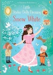 Little Sticker Dolly Dressing - Snow White