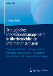 Strategisches Innovationsmanagement in überbetrieblichen Informationssphären