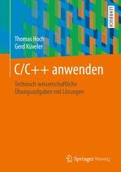 C/C++ anwenden