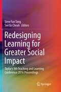 Redesigning Learning for Greater Social Impact
