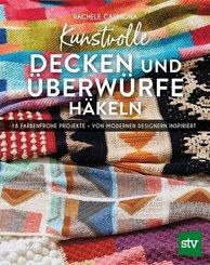 Kunstvolle Decken und Überwürfe häkeln