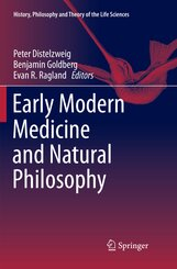 Early Modern Medicine and Natural Philosophy