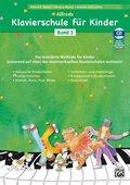Alfreds Klavierschule für Kinder, m. 1 Audio-CD - Bd.3