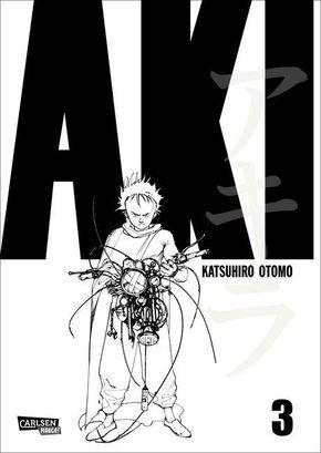 Akira - Farbige Neuausgabe - Bd.3